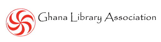Ghana Library Association Logo